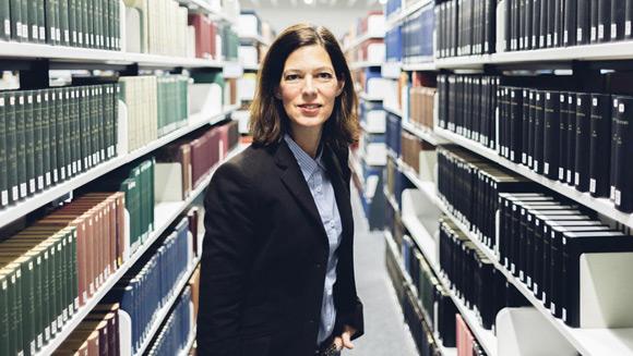 Merton -  Stiftungsprofessorin (Bild)