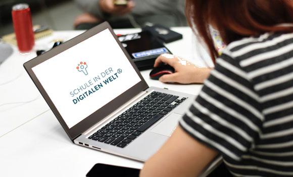 Schule in der digitalen Welt (Bild)